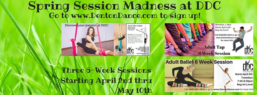 FB Cover Spring Session Madness
