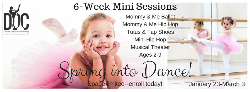 6 Week Mini Sessions